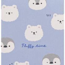 Crux-fluffy time peng bear memo