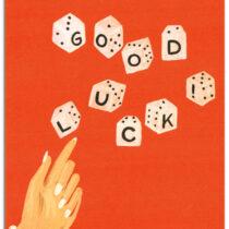 RIFLE-GOODLUCK-CARD