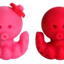 OCTO-pinkred